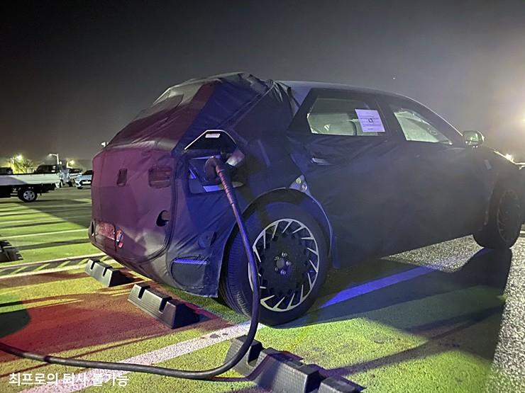 2021 Hyundai EV/45 35