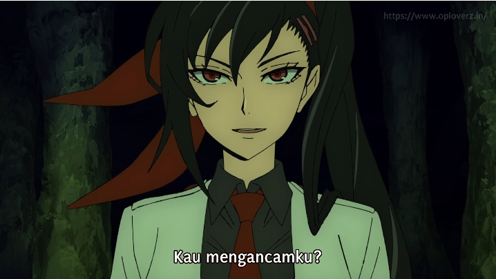 Kami no Tou Episode 12 Subtitle Indonesia