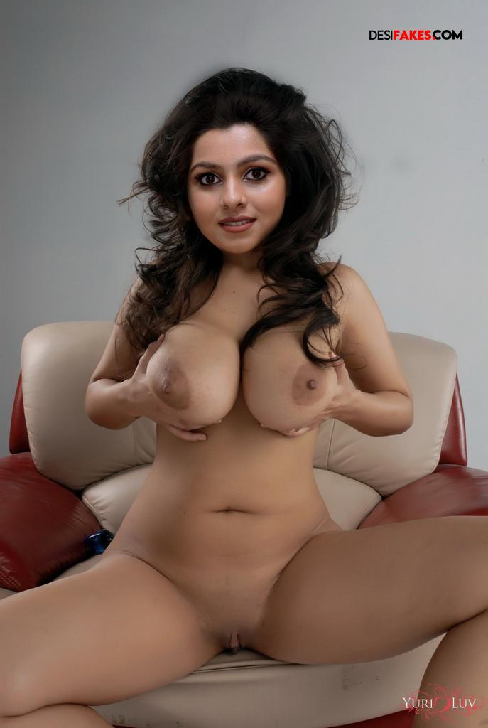 Niranjana Anoop nude fake