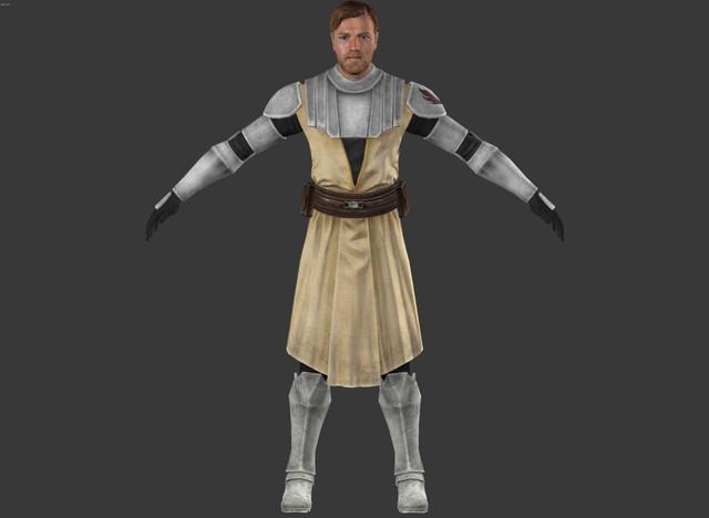 Clone Wars Obi Wan