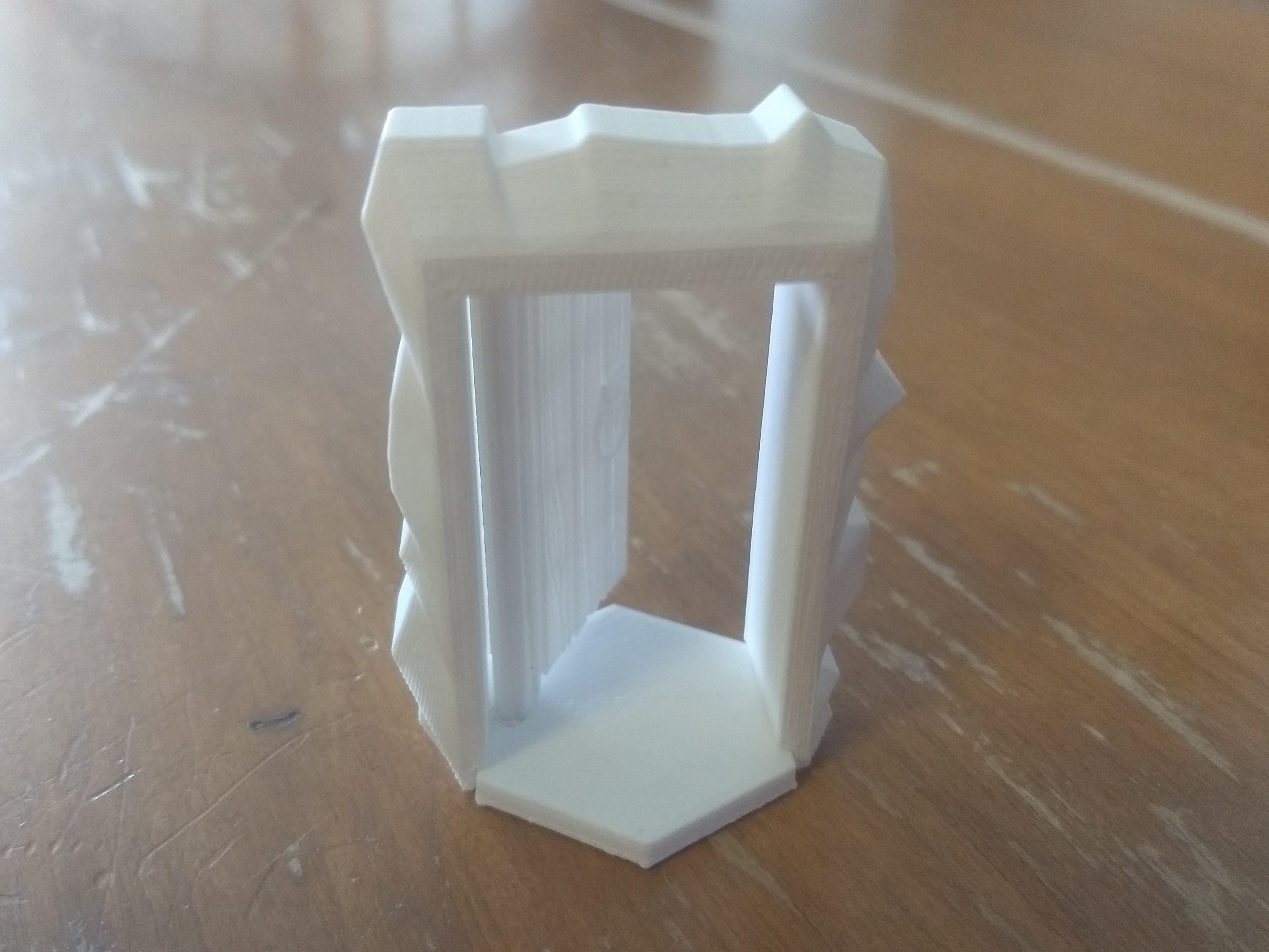 3D printed Door