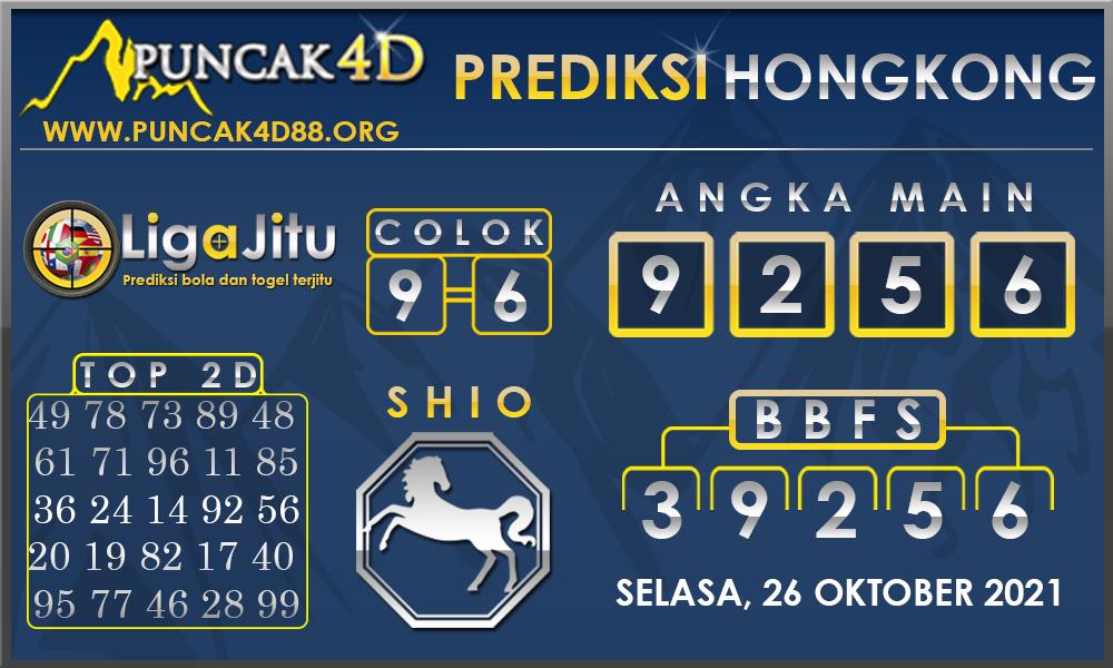 PREDIKSI TOGEL HONGKONG PUNCAK4D 26 OKTOBER 2021