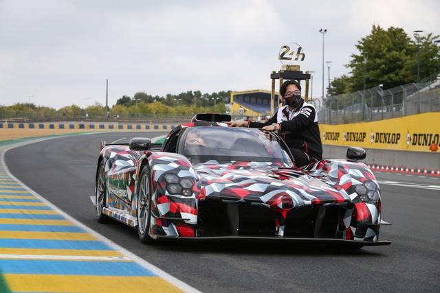 Retour en images sur un week-end exceptionnel pour TOYOTA GAZOO Racing qui remporte les 24 Heures du Mans et le Rallye de Turquie  Wec-2019-2020-gr-022