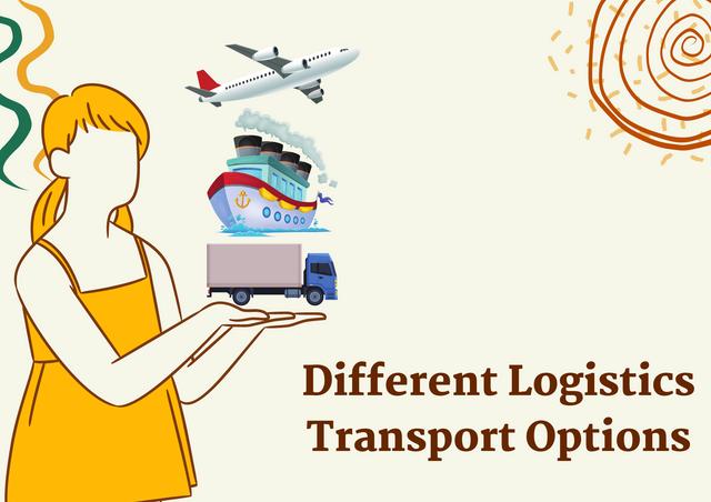 Different-Logistics-Transport-Options