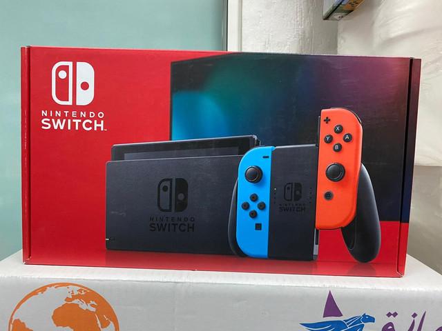 Les différents pack Switch V2-Neon