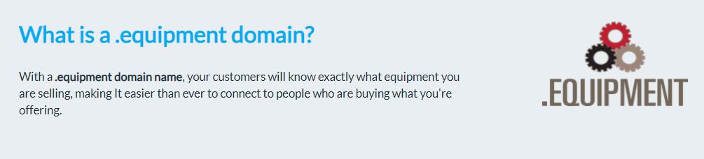 dot-equipment