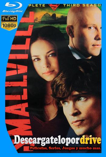 Smallville (2001) [Temporada 2] [1080p] [Latino] [1 Link] [GDrive] [MEGA]