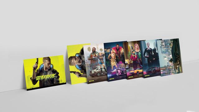 多平台科幻角色扮演遊戲 『電馭叛客 2077』 實體版預購特典資訊以及發售價更新!  Cyberpunk-Sas-F-M-g