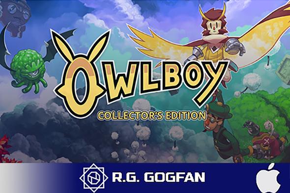 Owlboy Collector's Edition (D-Pad Studio) (ENG RUS MULTI12) [DL GOG] / [macOS]