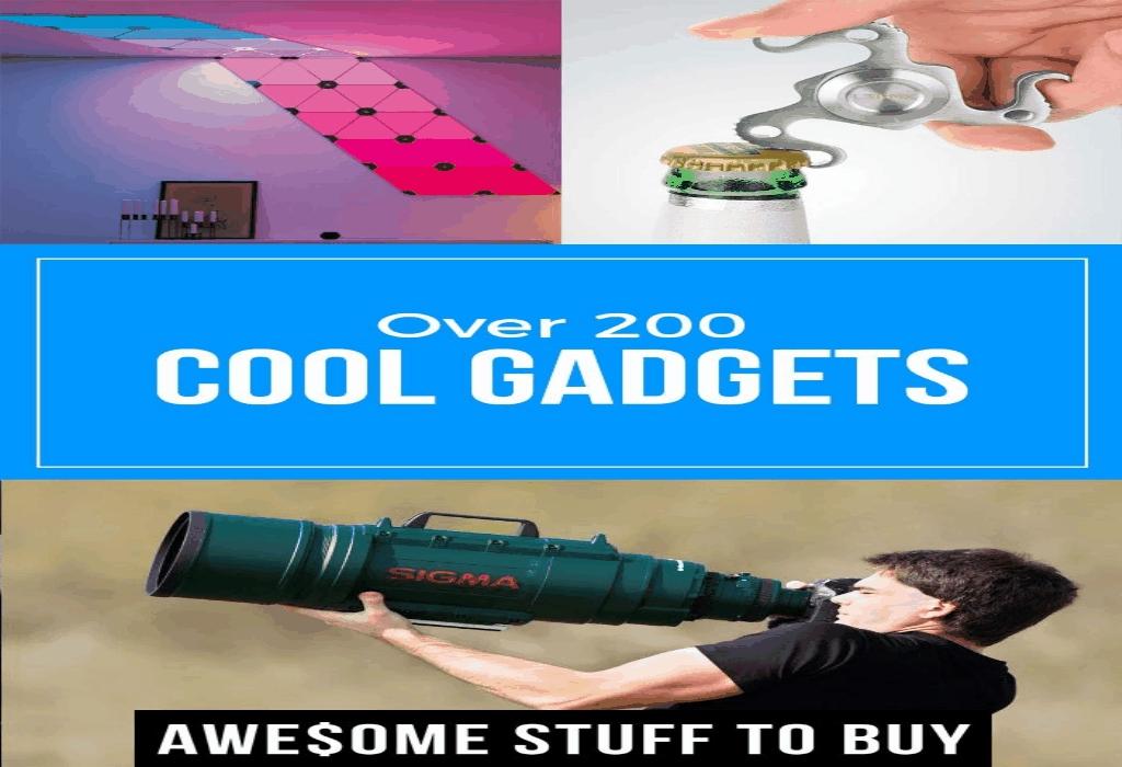 Gadgets Cool Stuff