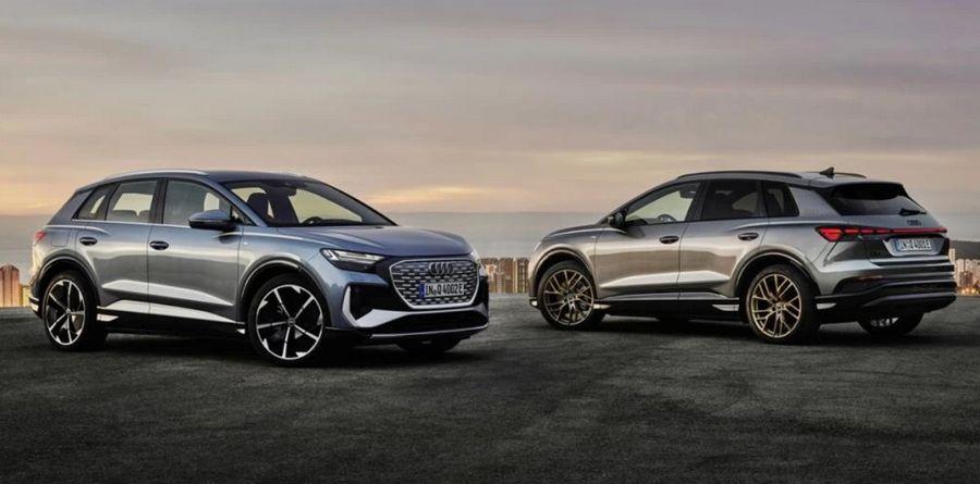 Audi Q4 e-tron , Audi Q4 e-tron Sportback ,audi e tron gt ราคาในไทย