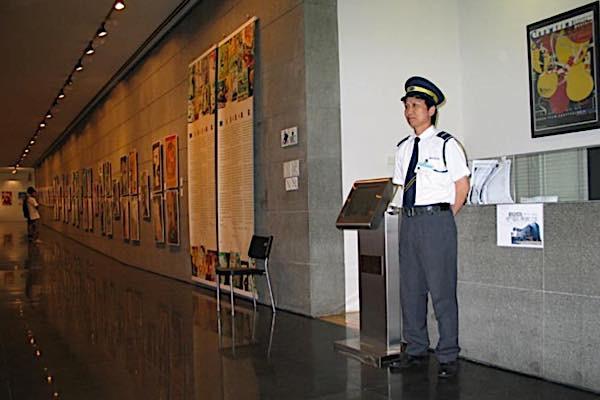 Διαμαρτυρία για την επιλογή των φυλάκων μουσείων στο Μεσολόγγι