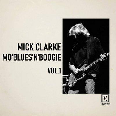 Mick Clarke -Mo'blues'n'boogie Vol. 1  EP (2020) mp3 320 kbps
