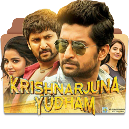 Krishnarjuna Yuddham Hindi Dubbed Movie 720p