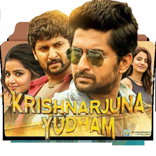 Krishnarjuna Yuddham Hindi Dubbed Movie 720p