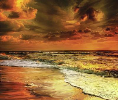 Лето, море, пляж и кое-что ещё....