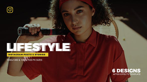 Style Life Promo Instagram Post & Story B87 32982134 - Project for After Effects (Videohive)