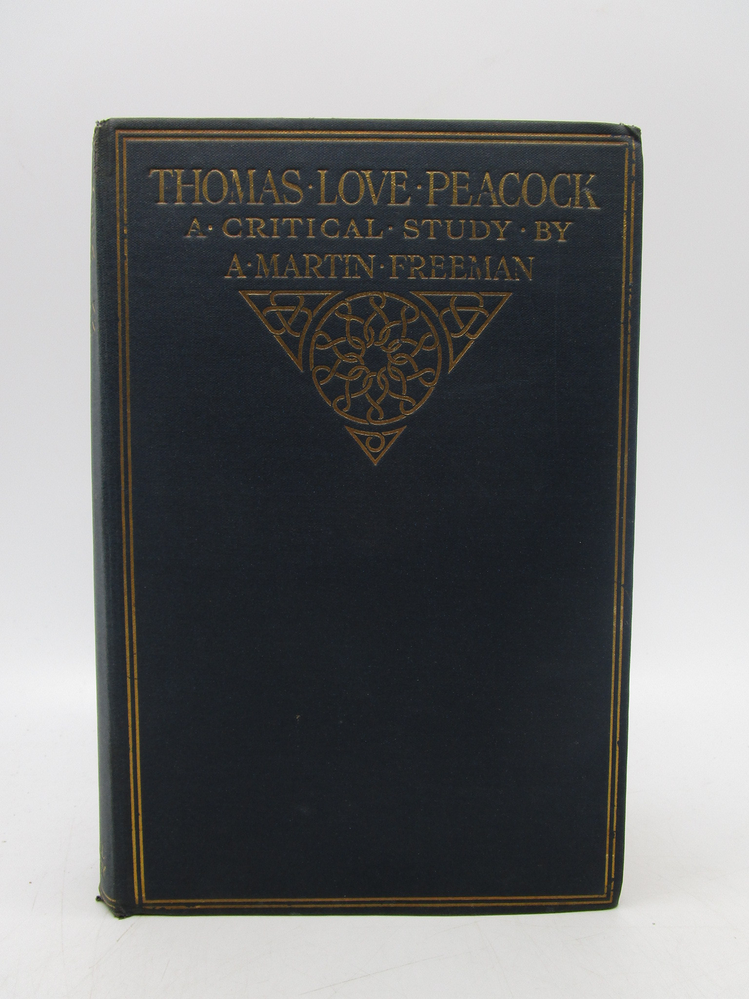Image for Thomas Love Peacock : A critical Study