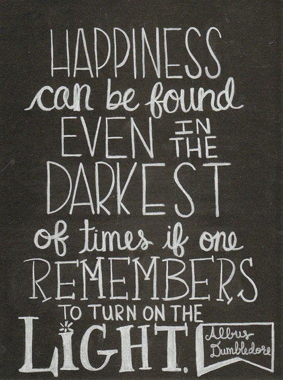 happiness-dumbledore-quote