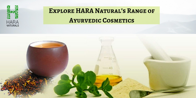 Ayurvedic Cosmetics India