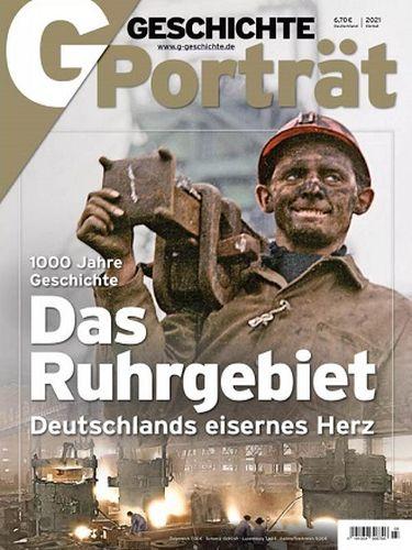 Cover: G Geschichte Porträt No 03 Herbst 2021