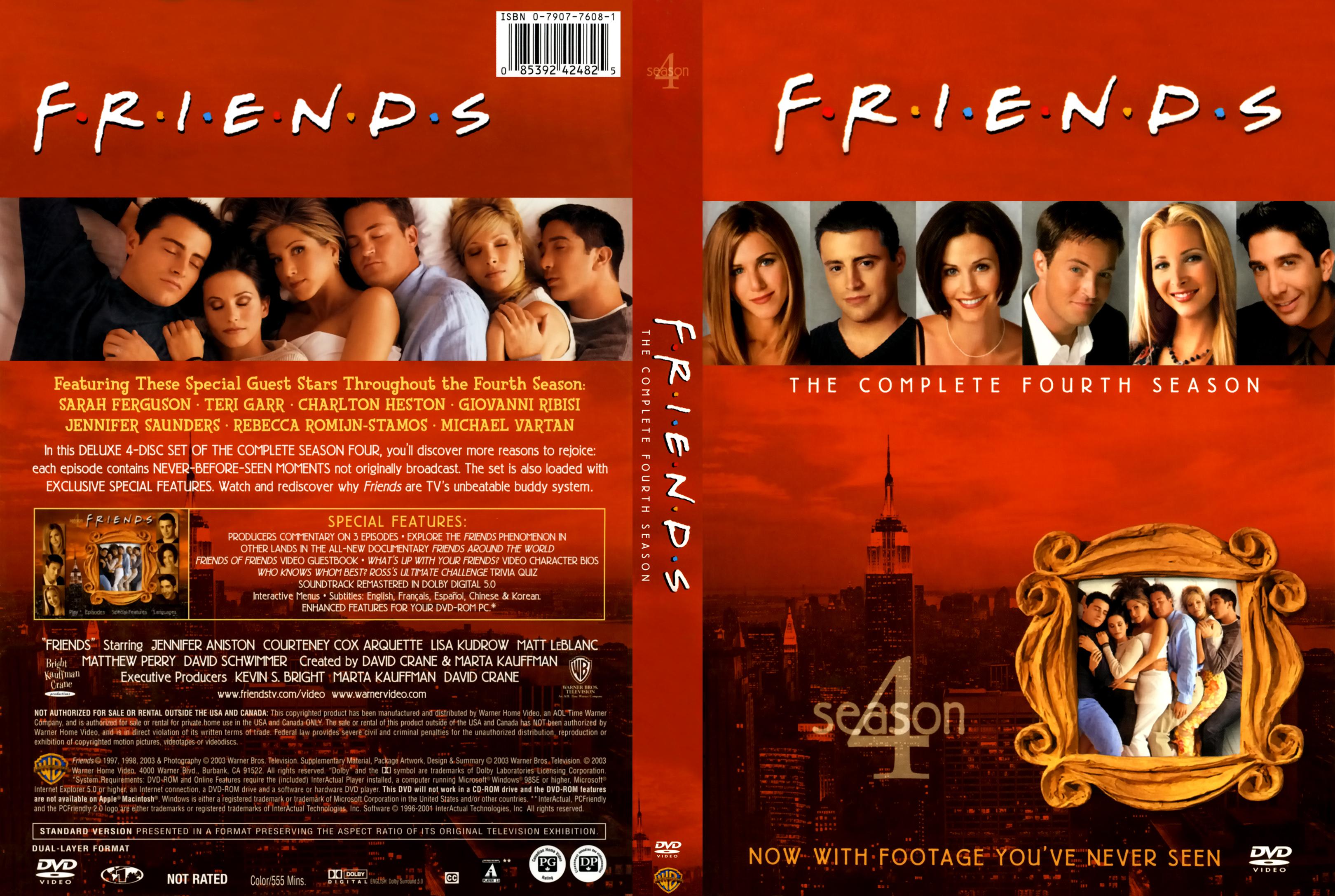 Friends Season 4 1080p x265 10Bits Dual