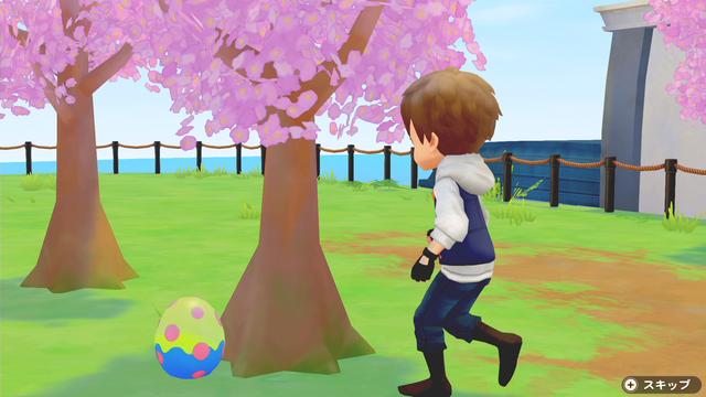 「牧場物語」系列首次在Nintendo SwitchTM平台推出全新製作的作品!  『牧場物語 橄欖鎮與希望的大地』 於今日2月25日(四)發售 043