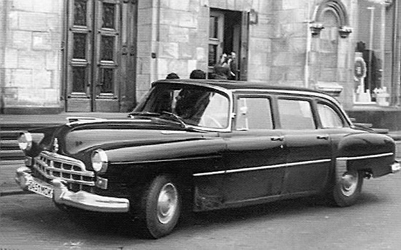 Интересные автомобили, сделанные в СССР
