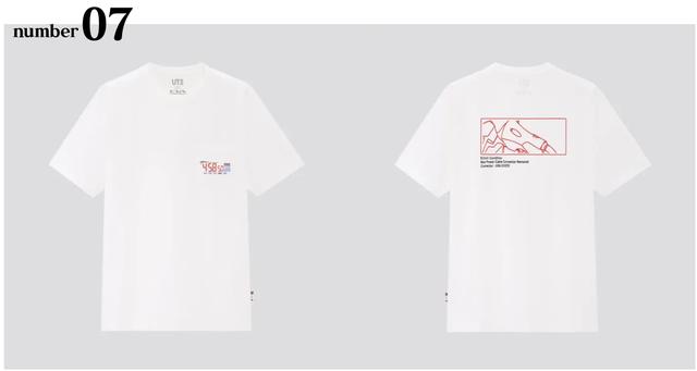 UNIQLO X EVANGELION 推出8件合作T-shirt 07