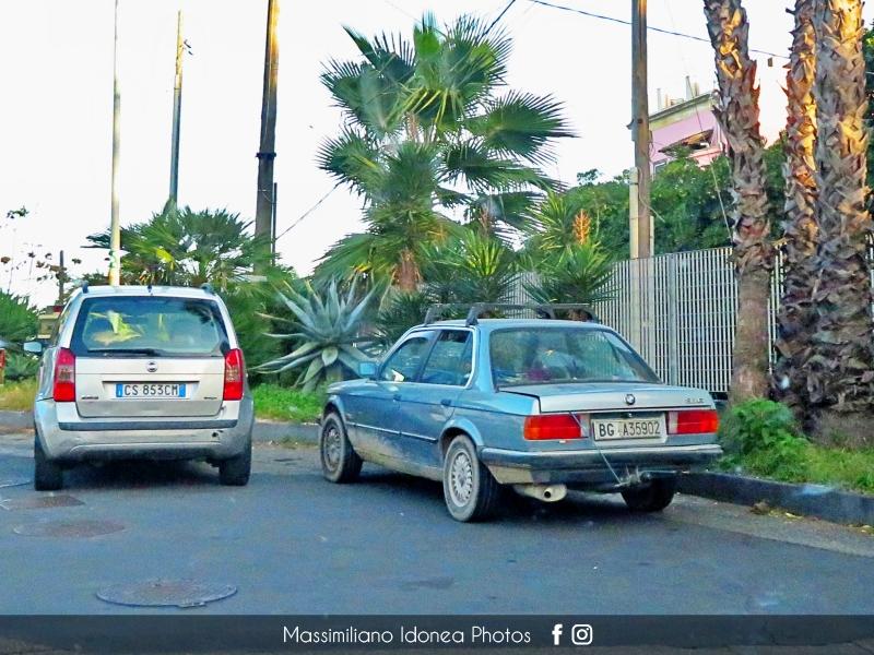 avvistamenti auto storiche - Pagina 38 Bmw-E30-316-1-8-88cv-86-BGA35902-199-096-16-1-2020-2