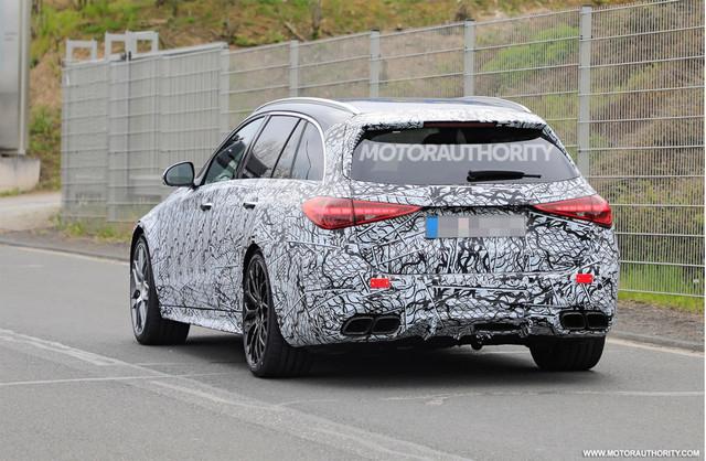 2021 - [Mercedes-Benz] Classe C [W206] - Page 18 AEF42293-0-DF4-4-D71-BB13-42632-C772-A5-F