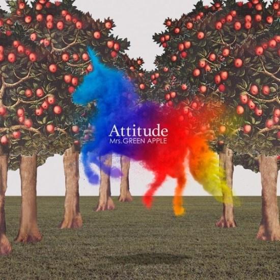 [Album] Mrs. GREEN APPLE – Attitude