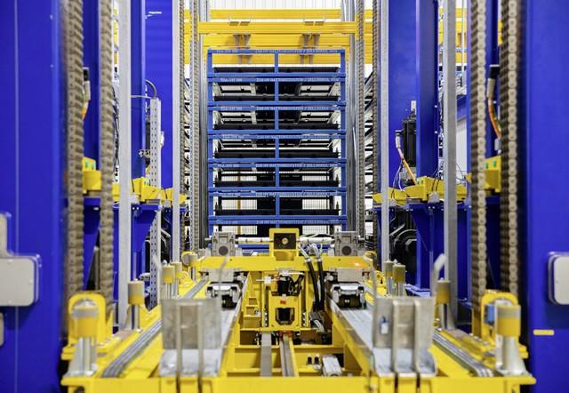 Volkswagen met en service un système de logistique vert pour les batteries de l'ID.3 et de l'ID.4 DB2020-AL01201large