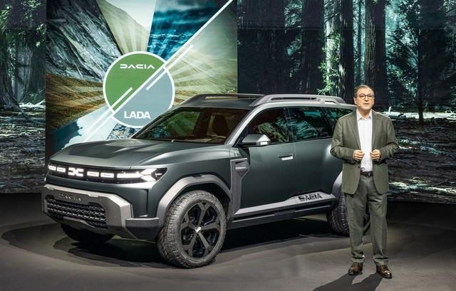 Dacia, la petite marque qui voit grand 2021-Denis-Le-Vot-Directeur-gnral-de-Dacia-et-Dacia-Bigster-Concept
