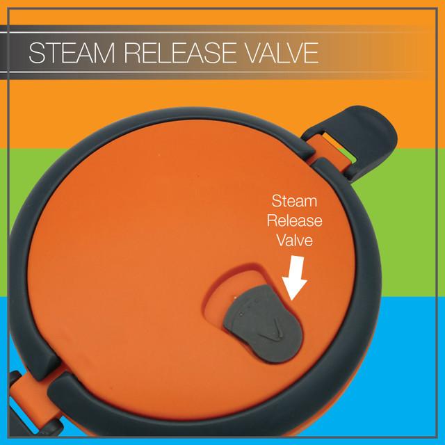 Steam Release Valve