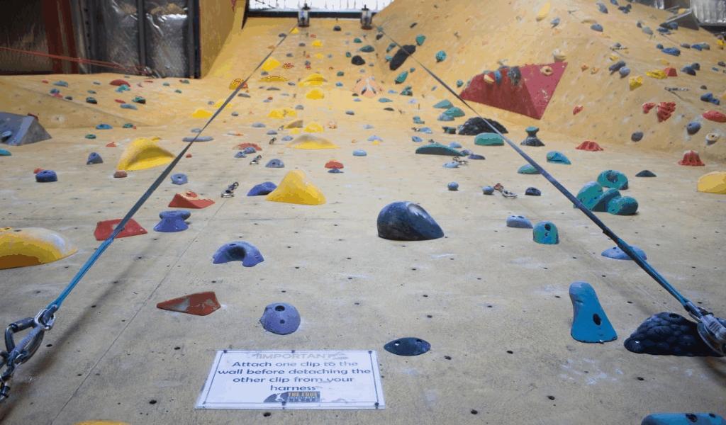 Rock Climbing Adventure