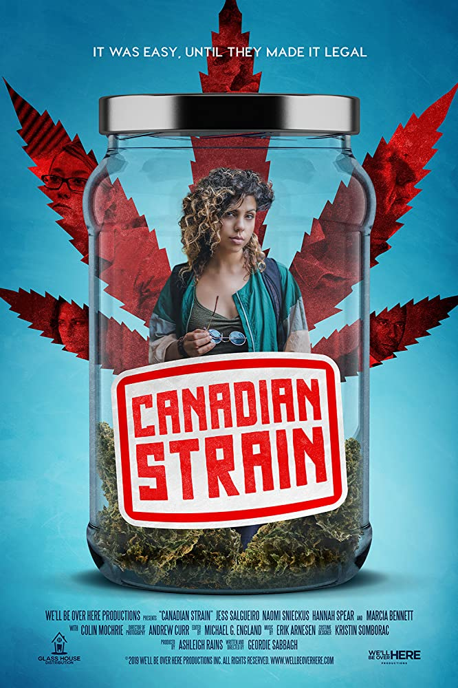 Canadian Strain 2020 English 720p HDRip 800MB | 300MB Download