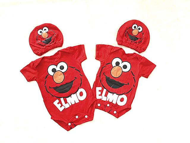 elmo baju bayi iyab