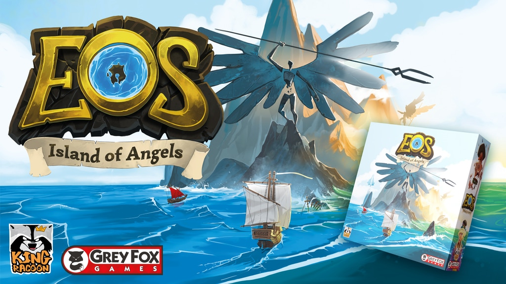 Eos - Island of angels