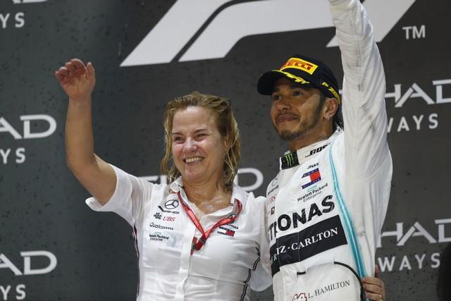 F1 GP d'Abu Dhabi 2019 : Lewis Hamilton termine la saison par une victoire M223269