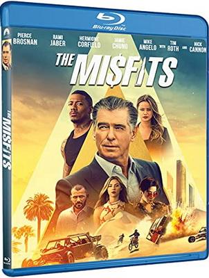 The Misfits (2021) FullHD 1080p BluRay HEVC AC3 ITA + DTS ENG - ItalyDownload