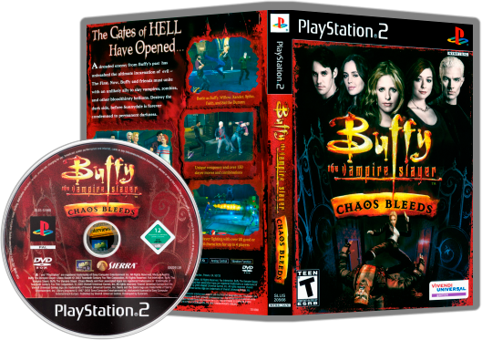 Buffy The Vampire Slayer:Chaos Bleeds[PAL/Multi-3][ISO/DVD5]