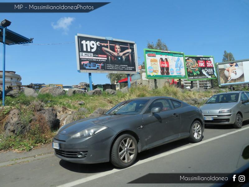 Avvistamenti auto rare non ancora d'epoca - Pagina 22 Hyundai-Coup-FX-1-6-105cv-07-DJ685-EX-71-427-19-2-2018