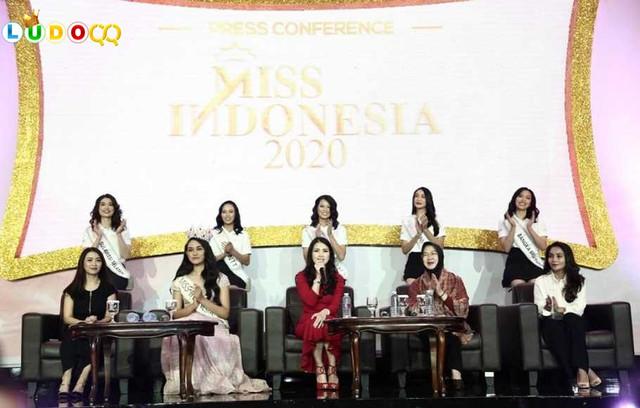 20 Februari, Mahkota Miss Indonesia Merah Putih Diperebutkan
