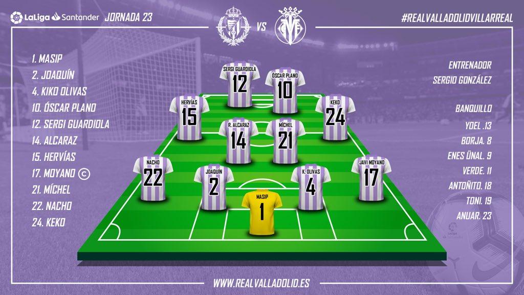 Real Valladolid - Villarreal C.F. Viernes 8 de Febrero. 21:00 IMG-20190208-194314