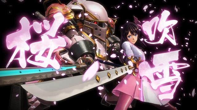 PS4『新櫻花大戰』  實施更新,追加天宮櫻機「無限」,以及追加、改善機能  001