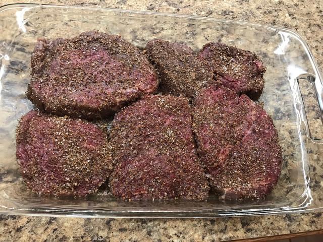 Vineger-Rubber-Seasoned-Beef
