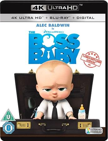 Baby Boss 2 - Affari di famiglia (2021) .mkv FullHD 1080p HDR AC3 iTA ENG x265 - DDN