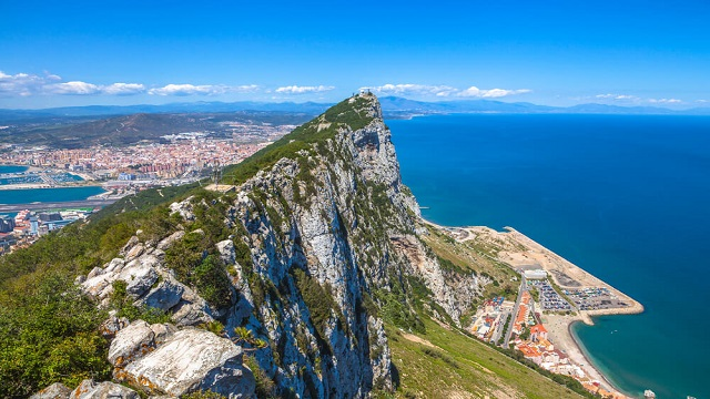 Why Gibraltar Rocks