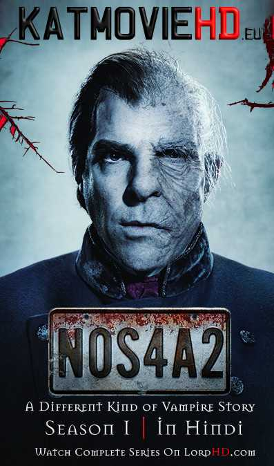 NOS4A2 Season 1 Complete Hindi (Dual Audio) S01 All Episodes 1-10 | (2019 TV Series)
